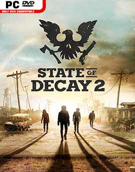 State of Decay 2 - CODEX Jogos Torrent Download capa