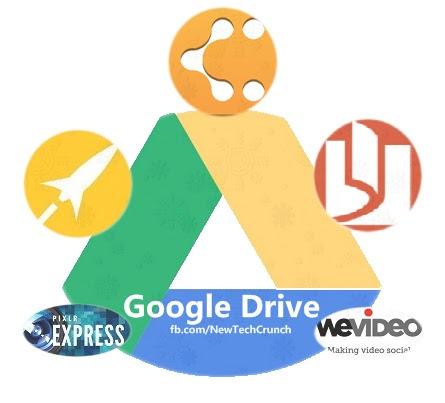 google drive best new apps