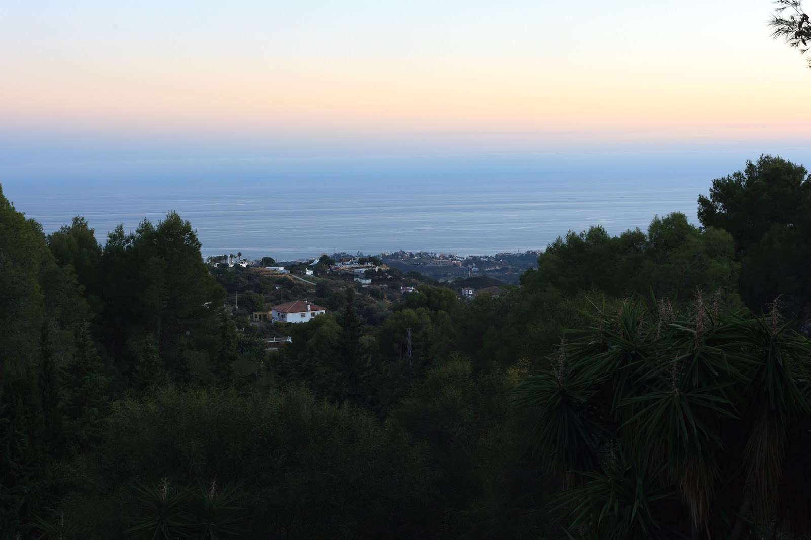 sunset fuengirola