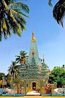 Buddhist Glass Pagoda