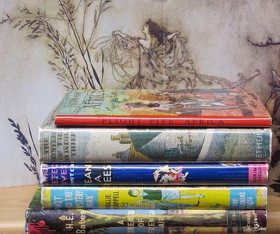H E Bates, Mollie Chappell Enid Blyton Ladybird Book