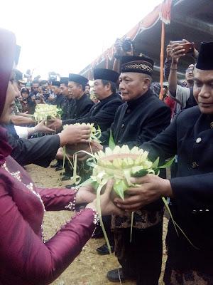Kenduri dan Larung Banyu Tujuh Mata Air Jadi Puncak Prosesi Mojotirto Festival