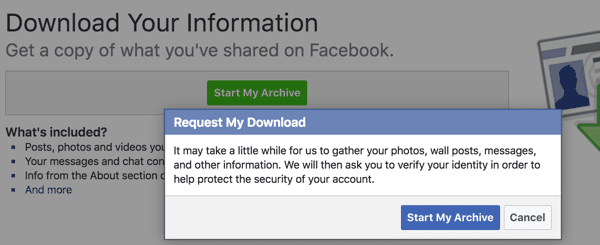 how to get ticker back on facebook page