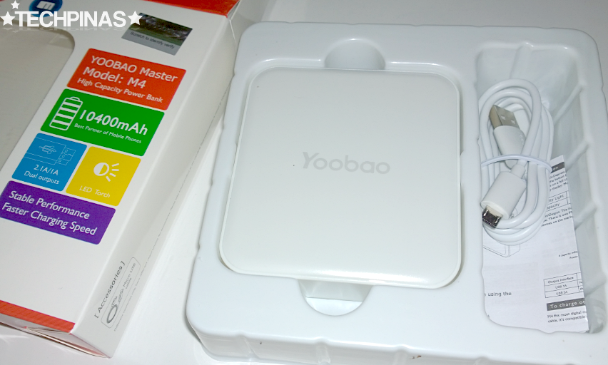 Yoobao M4 Powerbank