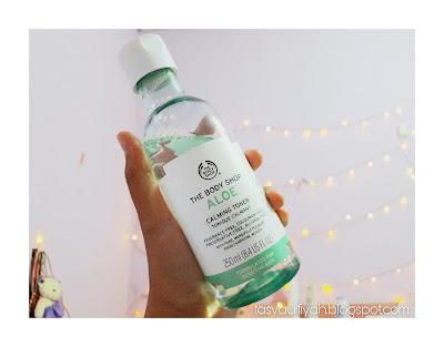 Review | The Body Shop Aloe Calming Toner