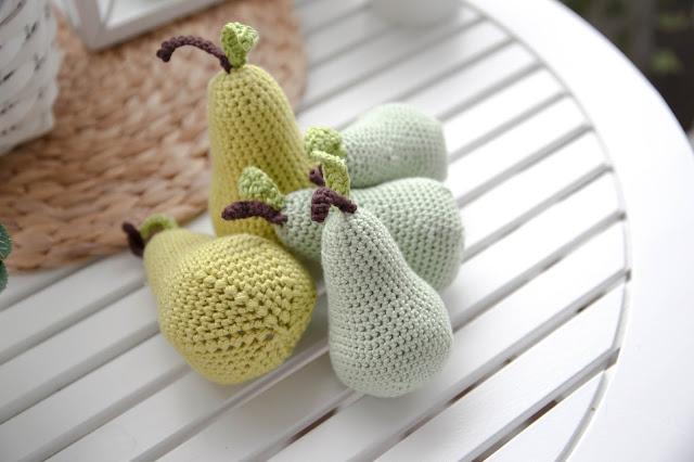 kotileikki hedelmät päärynä