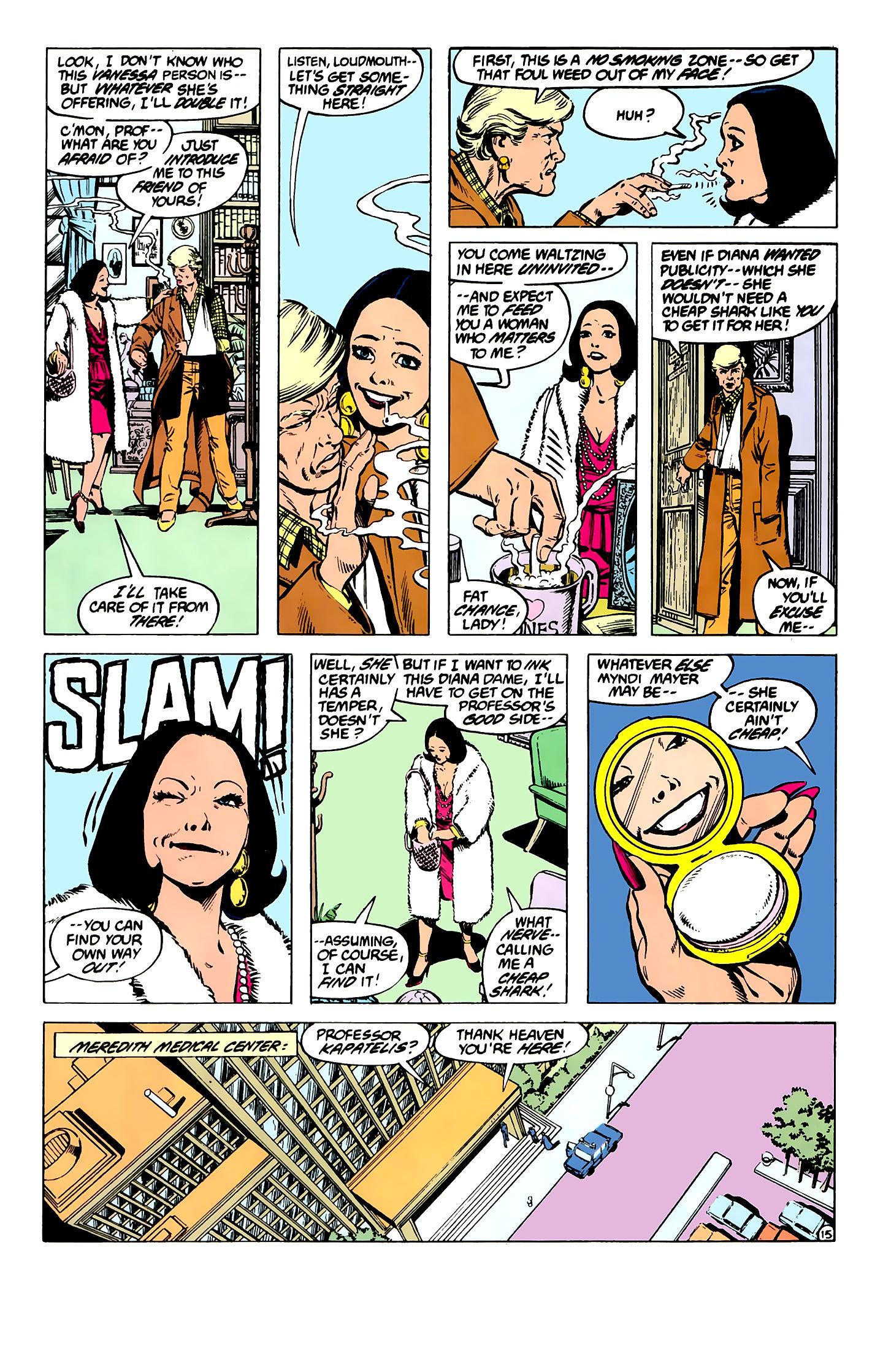 Read online Wonder Woman (1987) comic -  Issue #7 - 15