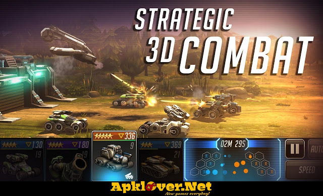 League of War: Mercenaries MOD APK unlimited point