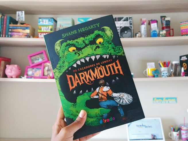 Darkmouth | Shane Hegarty
