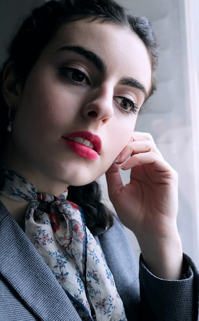 Rouge à lèvres Etude House, eye liner et mascara Avril