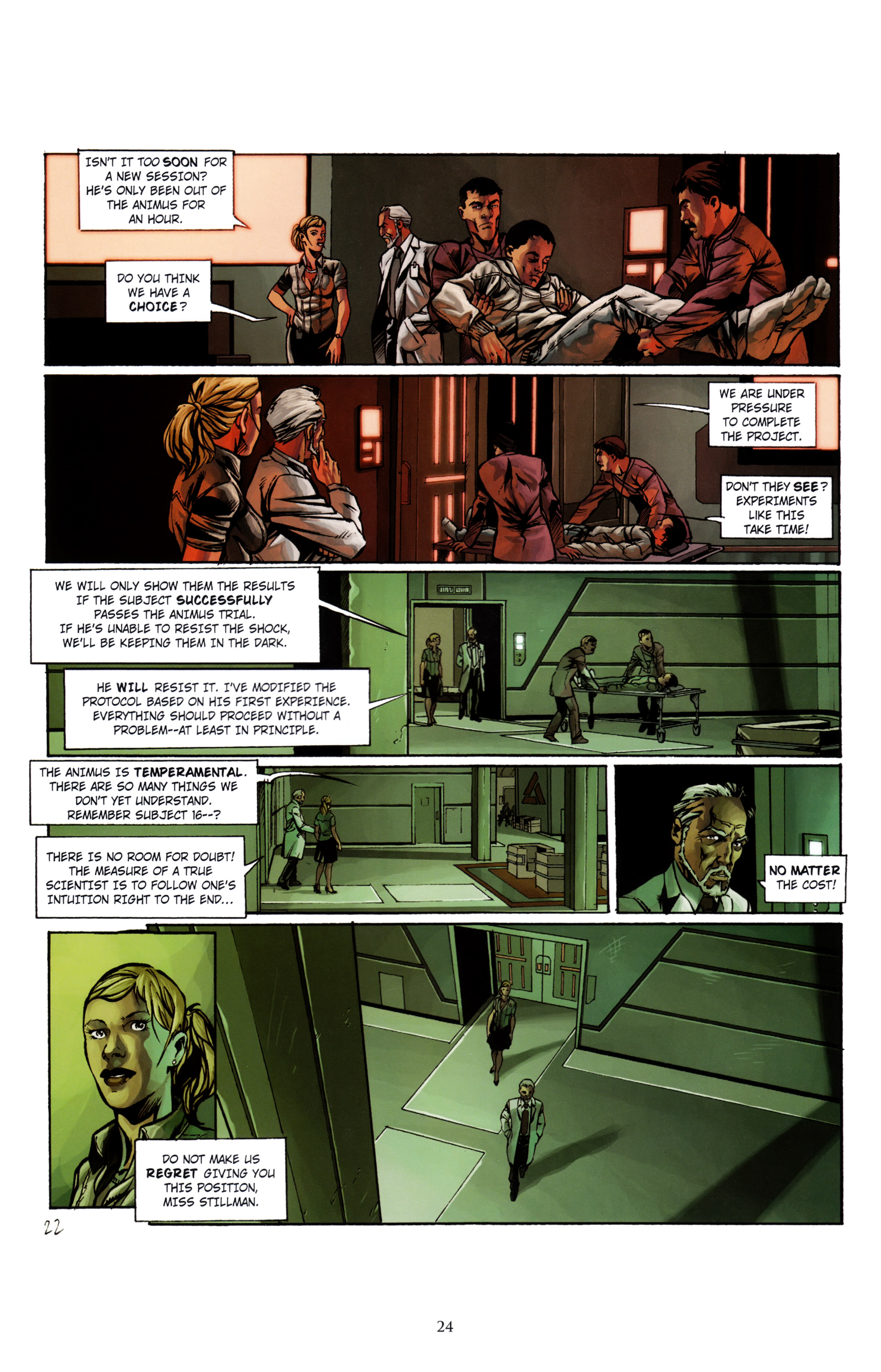 Read online Assassin's Creed (2012) comic -  Issue #1 - 28
