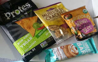 dec daily goodie box food