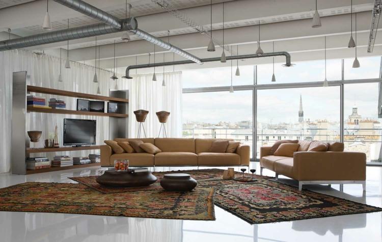 Wohnzimmer Orientalisch Modern