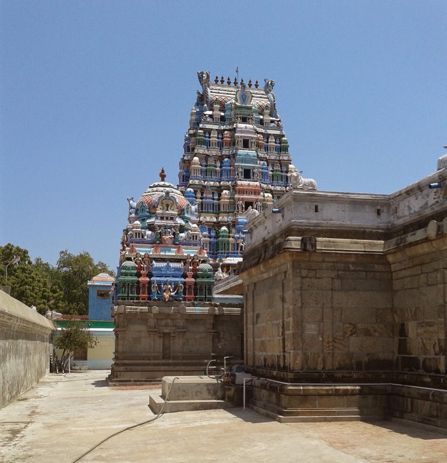 Tamilnadu Tourism: October 2016
