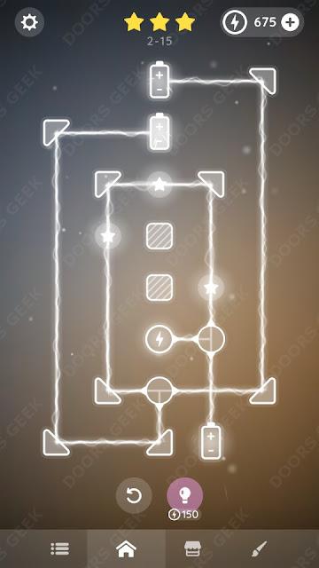 Laser Overload [Beginner] Level 2-15 Solution, Walkthrough, Cheats