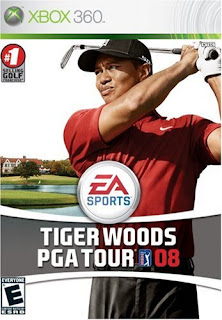 Tiger Woods PGA Tour video game franchise