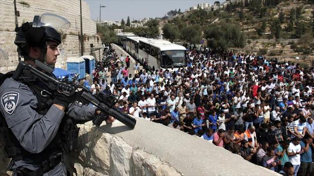 Palestina acudirá al CSNU por la ley de mezquitas de Israel