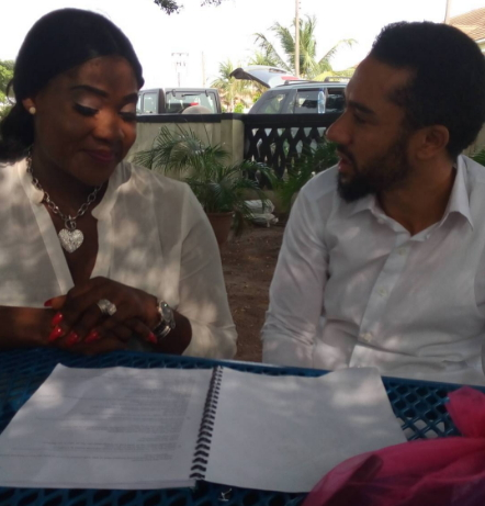 majid michel mercy johnson
