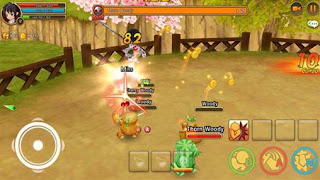 Dragonica Mobile Mod Apk Skill no couldown