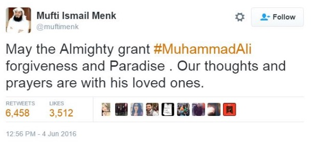 Kematian Muhammad Ali Dirasai Peminat Dan 'Musuh'