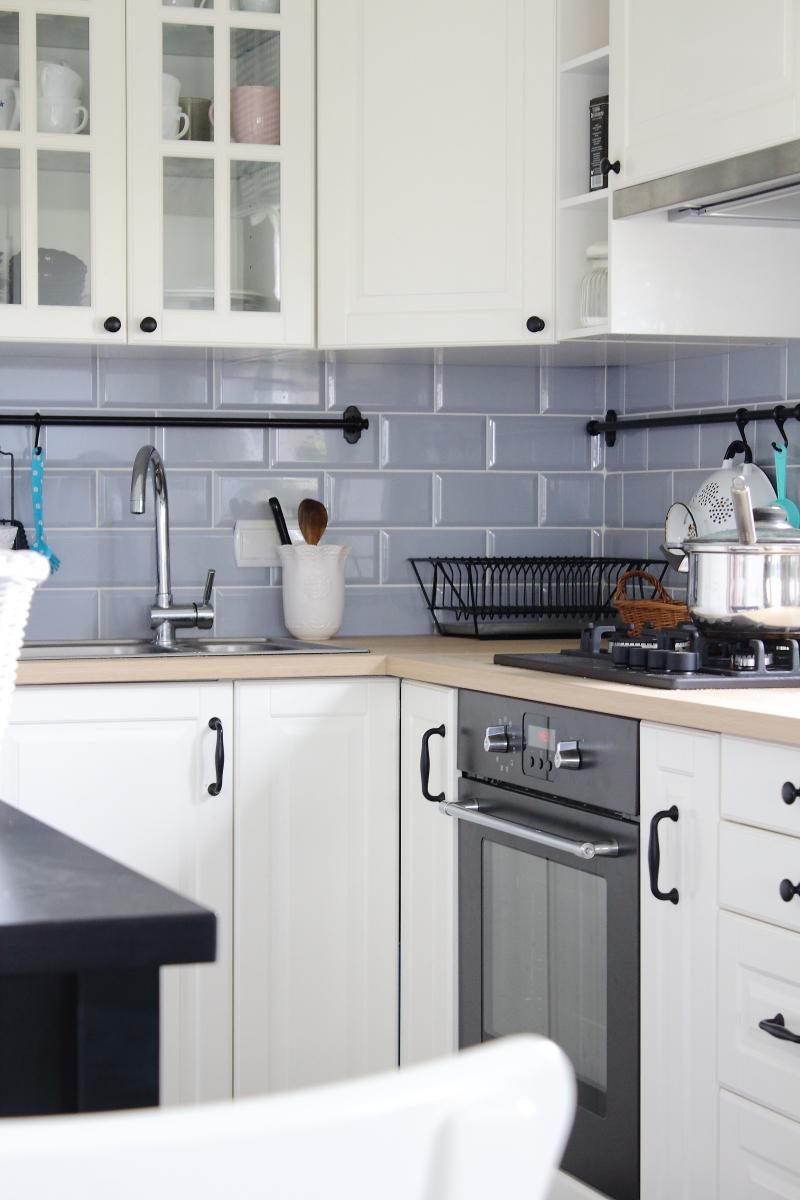 Decofleur Teraz kuchnia ) -> Kuchnia Kremowa Ikea