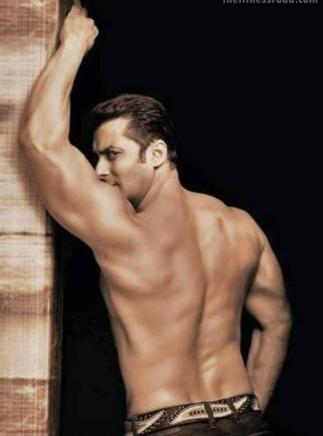 salman khan- back to bollywood