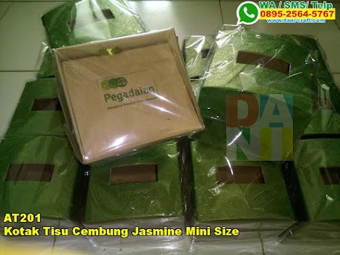 Toko Kotak Tisu Cembung Jasmine Mini Size