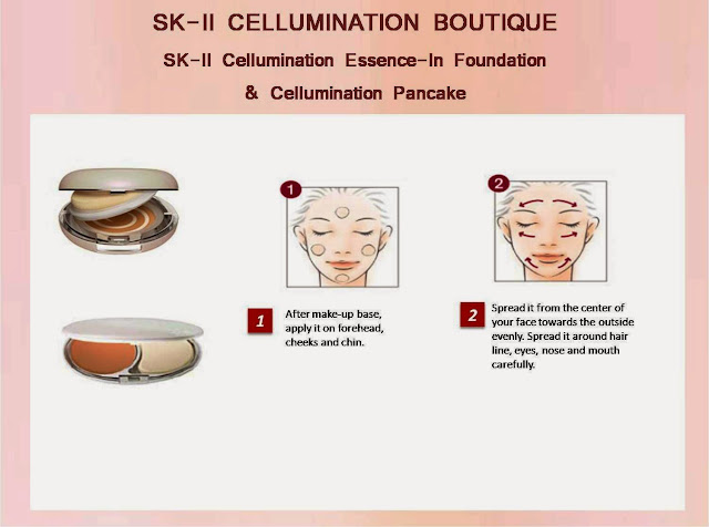 SK-II Cellumination Essence in Foundation