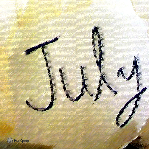 July – Vol.4 July