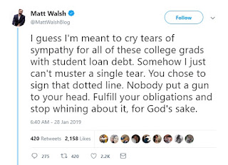 Walsh Tears