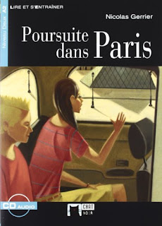 """Poursuite dans Paris"" - Nicolas Gerrier"