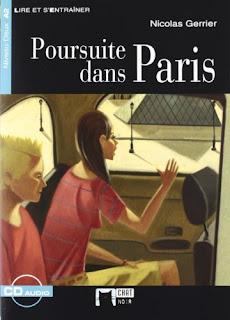 """""""Poursuite dans Paris"""" - Nicolas Gerrier"""