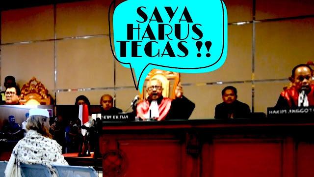Video Hakim Marah di Persidangan Habib Bahar bin Smith, Ada Apa?