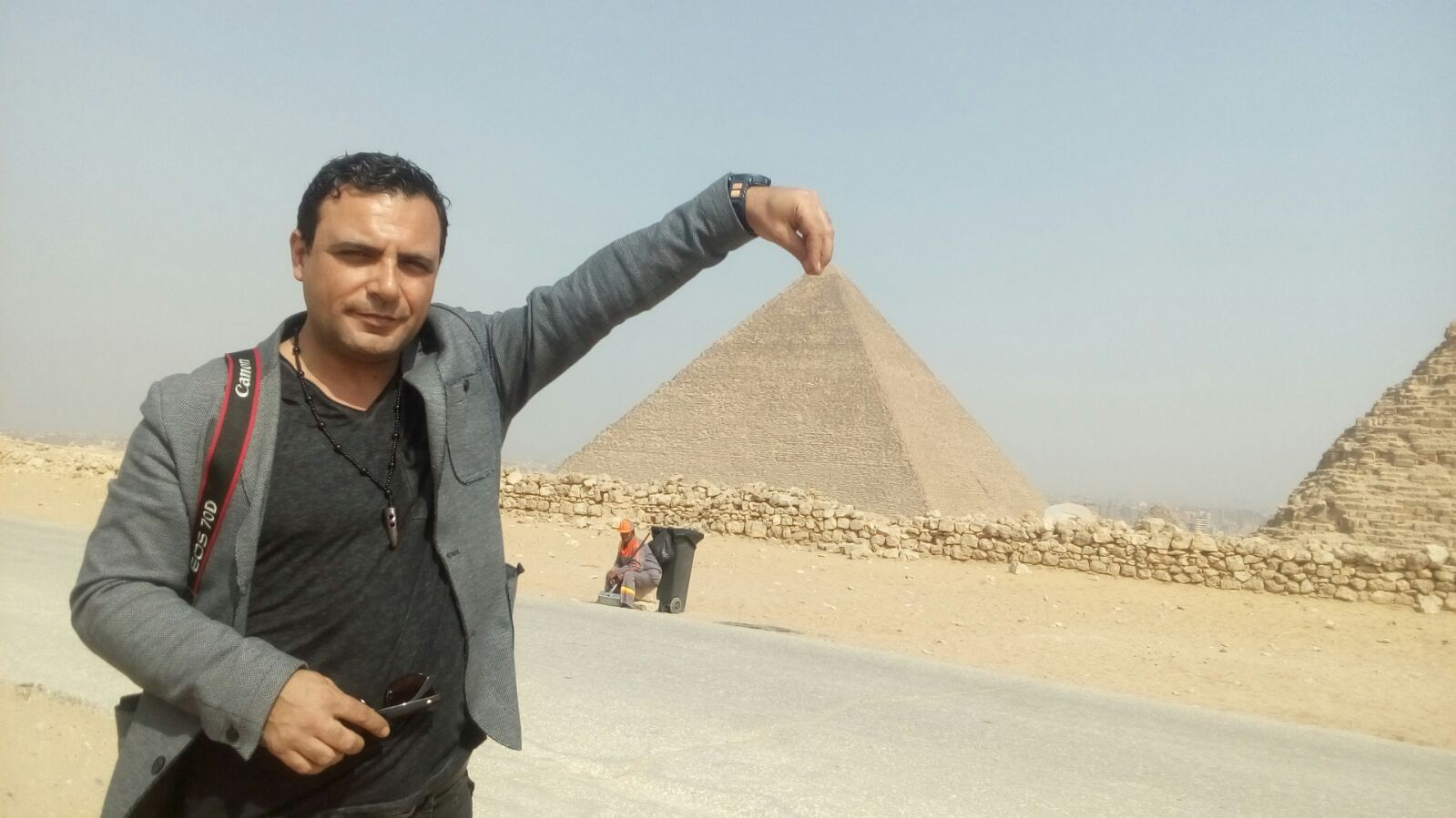 Fadi al-Lawand Sherif Awad