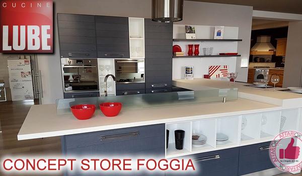 Concept store foggia cucine lube affariok - Cucine lube commenti ...