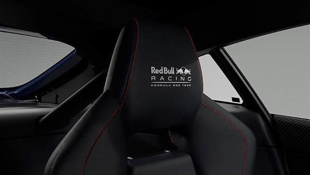 レッドブルをイメージしたアストンマーティンの限定車「レッドブル・レーシング・エディション」が登場!