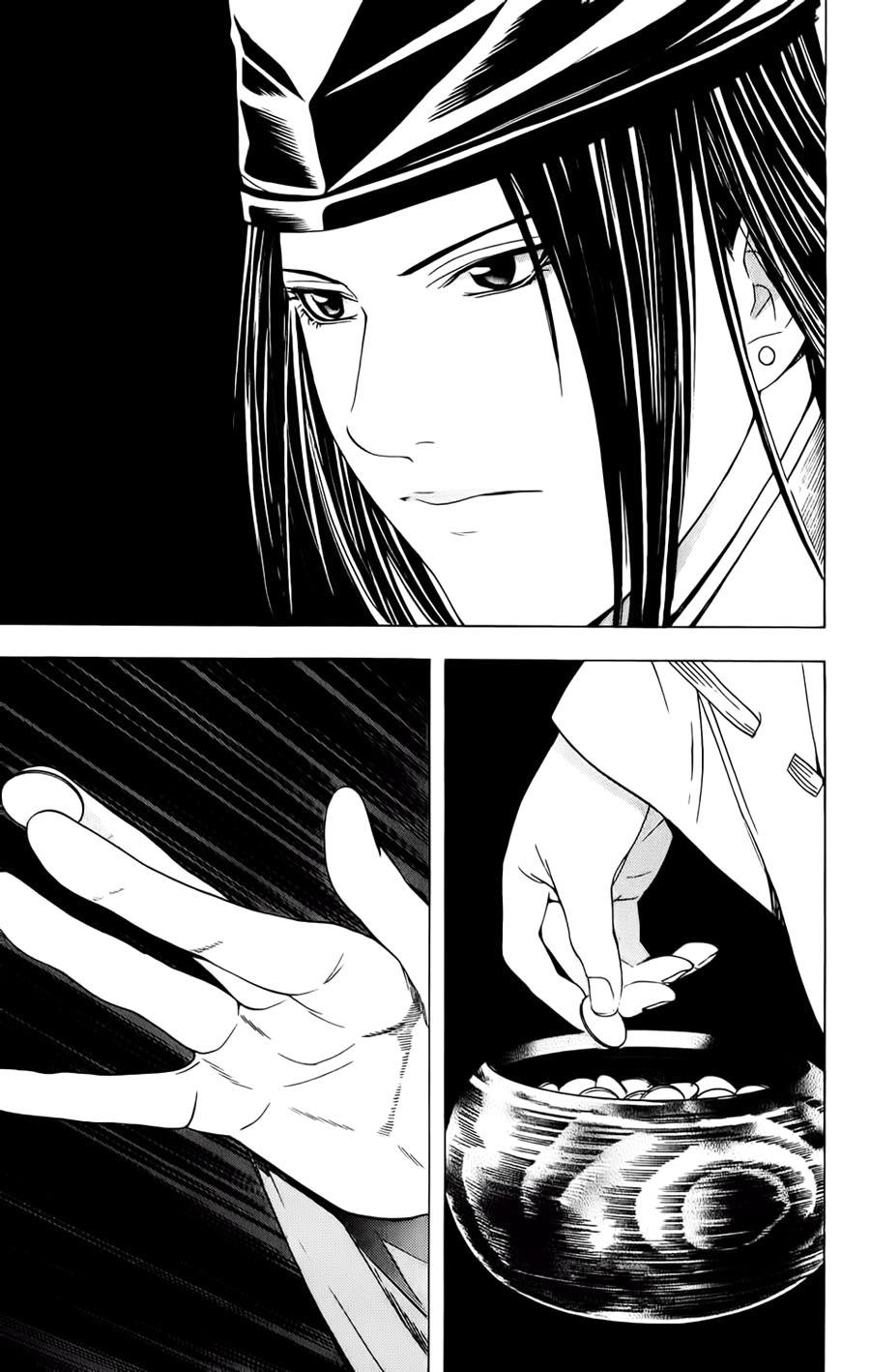 Hikaru No Go hikaru no go chap 111 trang 20