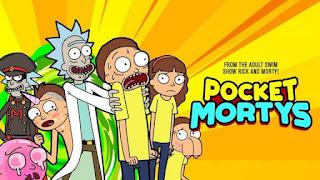 Pocket Mortys Apk Mod Dinheiro Infinito