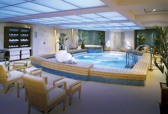 Canyon Ranch Spa Club no Venetian em Las Vegas