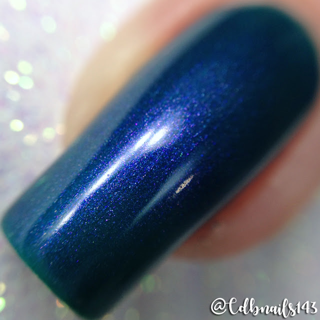 Lollipop Posse Lacquer-Before the Rain Began
