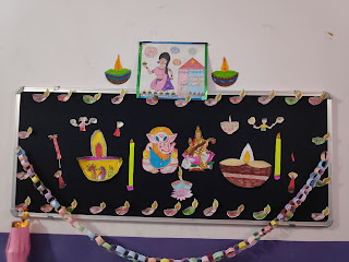 Beautiful Diwali Decorations for Home, school, and Office