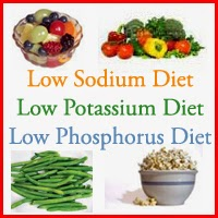 Diet Vegetarian Untuk Pesakit Buah Pinggang