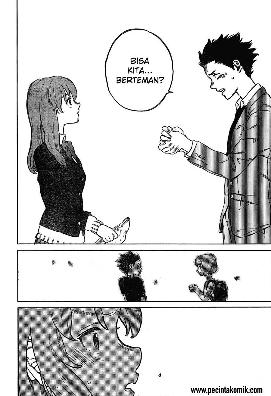 Koe no Katachi Chapter 06-19