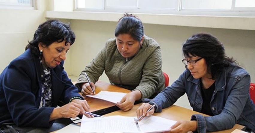 MINEDU invita a profesores a inscribirse en talleres para la Evaluación de Desempeño Docente hasta el lunes 28 de Mayo - www.minedu.gob.pe