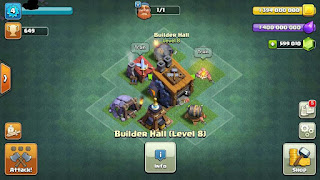 Clash of Clans 9.105.5 Unlimited Mod/Hack APK UPDATE OCTOBER 2017