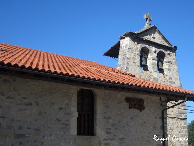 Iglesia de San Vicente en Añes, Aiala (Álava)