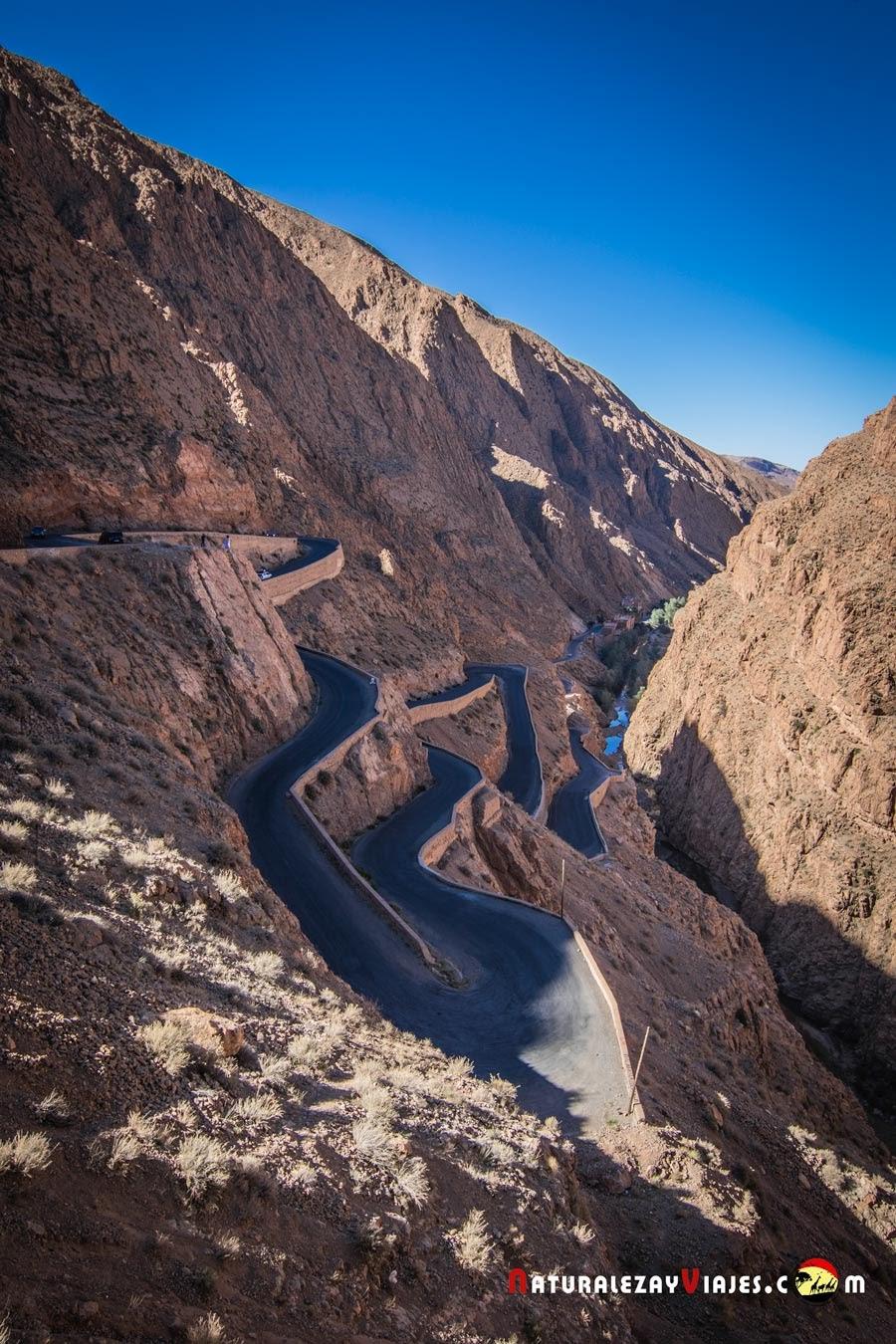 Carretera R704, Atlas, Marruecos