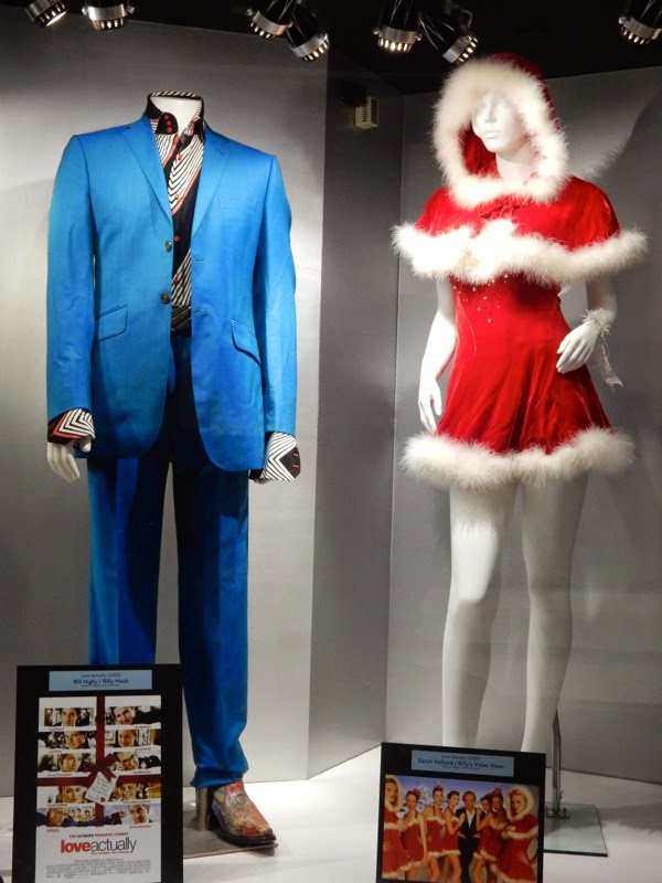 Original Love Actually movie costumes