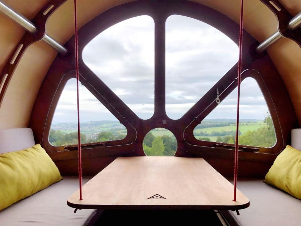 03-Dining-area-Tree-Tents-The-Fuselage-Glamping-in-Nature-www-designstack-co