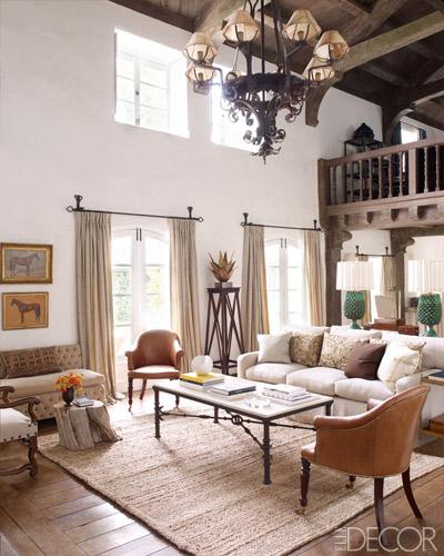 Classic Patio Ideas In Mediterranean Style: Acasă La Reese Witherspoon Jurnal De Design Interior